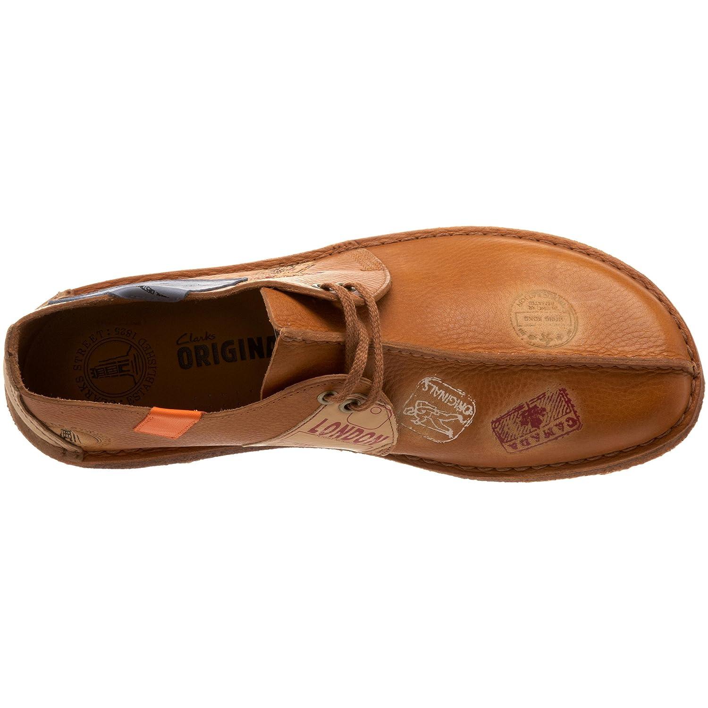 trek oxford 经典袋鼠鞋 棕色