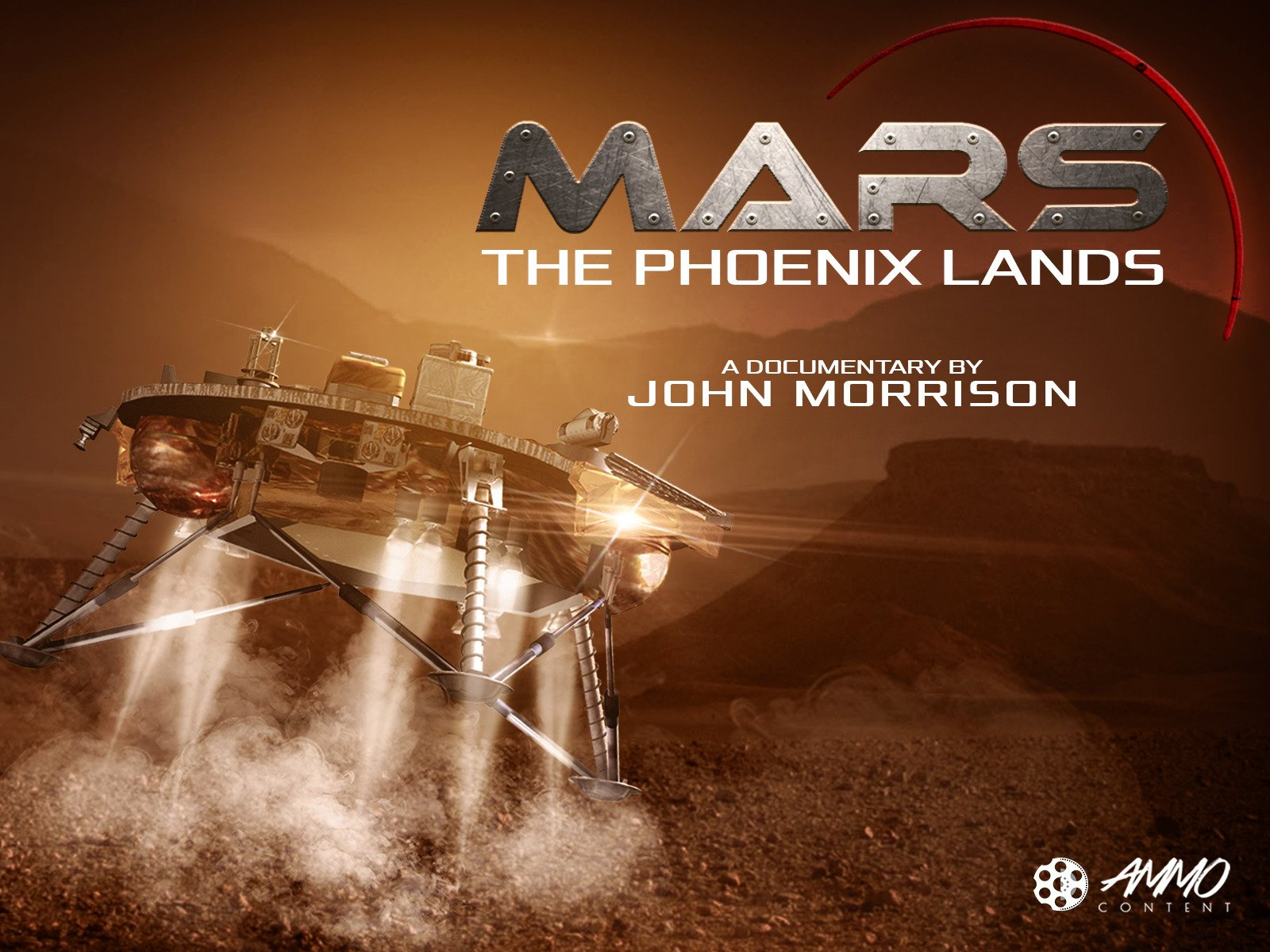 Mars: The Pheonix Lands - Season 1