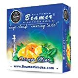 Orange Mint Beamer Herbal Hookah Shisha Molasses 50g. Huge Clouds, Amazing Taste! Tobacco Free, Nicotine Free. Better Taste & Clouds than tobacco. Made in USA! Use with Hookah Nargila, charcoal
