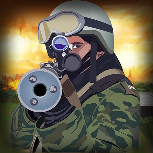 la guerra della sabbia: la lotta raiders deserto esercito gun - gold edition