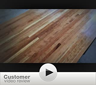 butcher block island short news poster