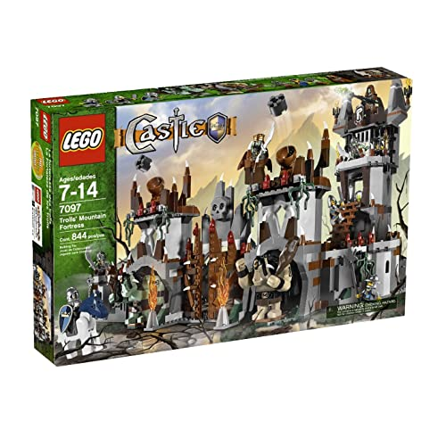 LEGO Castle Trolls Mountain Fortress (7097)