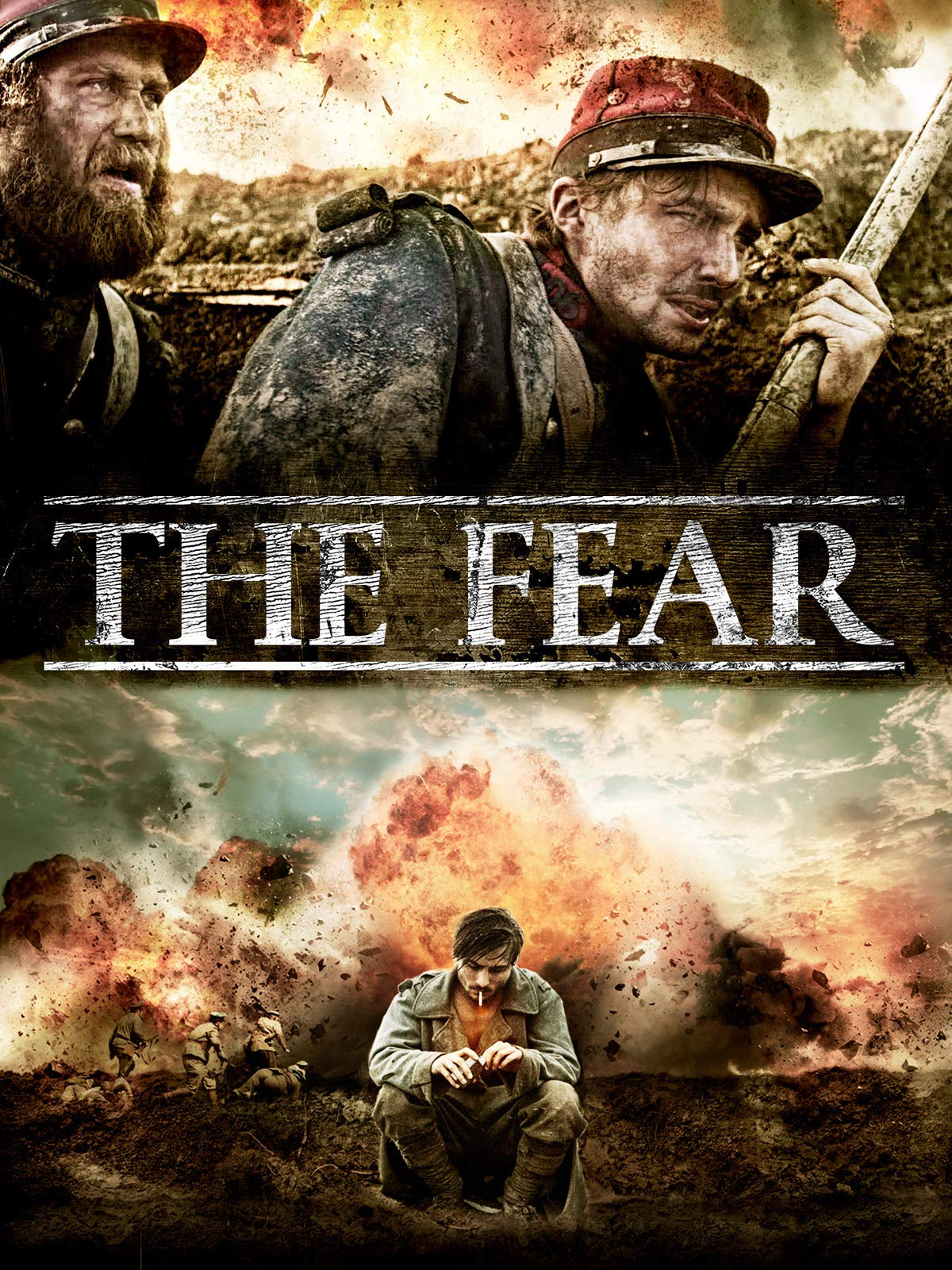 The Fear on Amazon Prime Instant Video UK