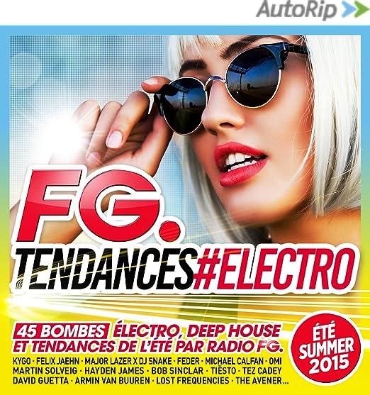 FG.tendances#electro été 2015