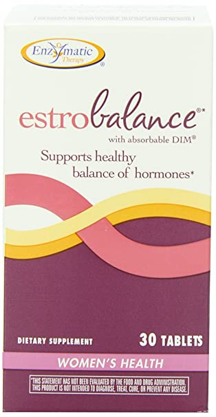 Отзывы Enzymatic Therapy EstroBalance with DIM