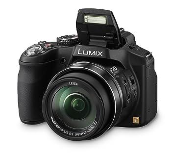 Panasonic Lumix DMC-FZ200EGK Appareil photo numérique (12 mégapixels, zoom optique 24 fois, écran 7,6 cm Display, Super zoom, vidéo Full HD) noir (Import Europe)