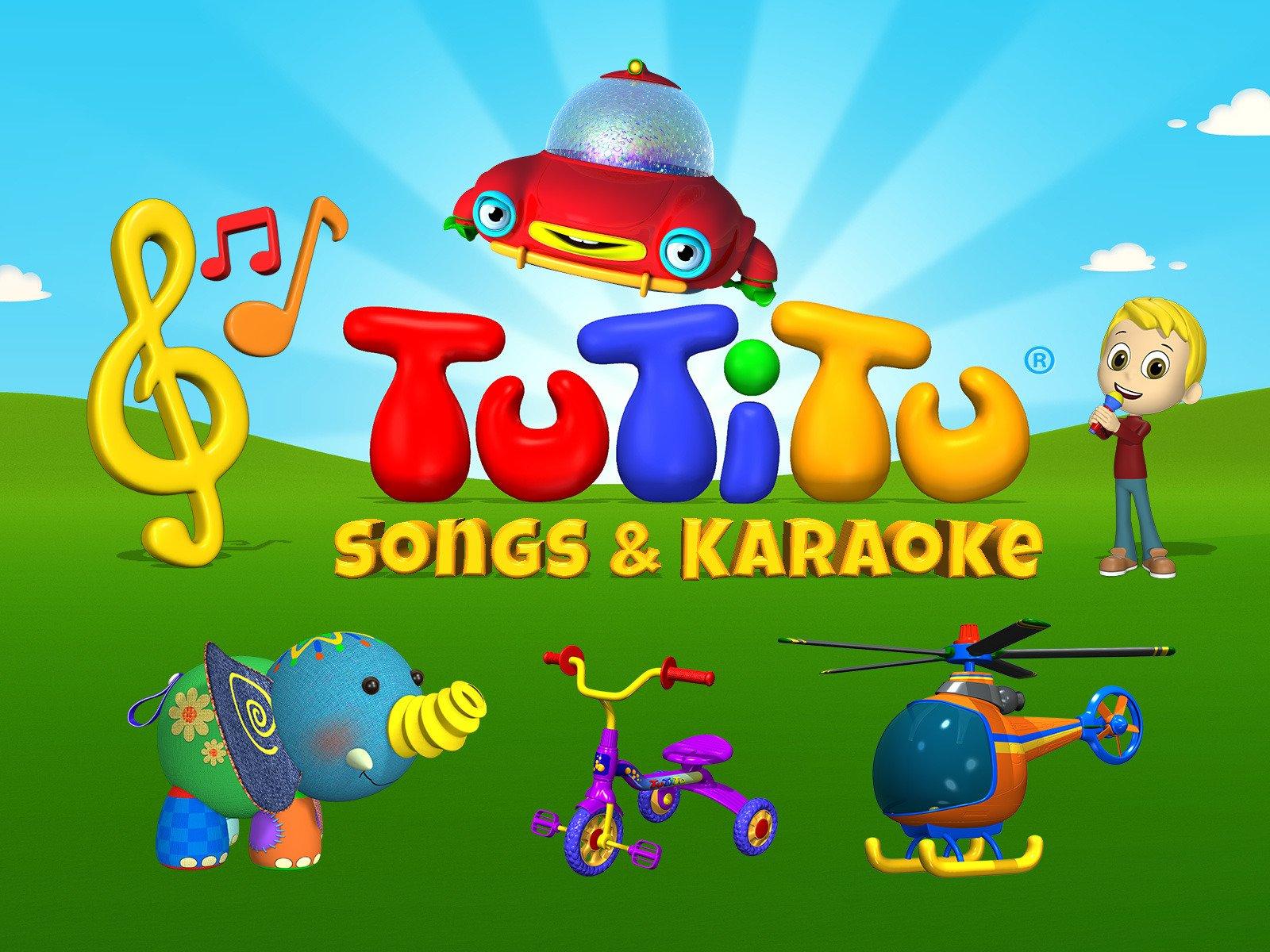 TuTiTu Songs and Karaoke on Amazon Prime Video UK
