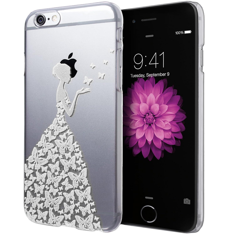 Apple iPhone 6 Case Clear Design Princess