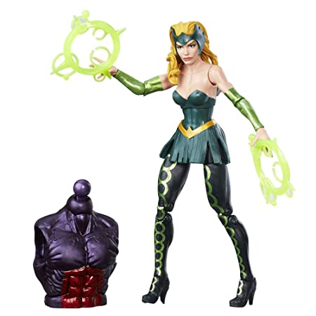 Doctor Strange Marvel Legends: Rivaux Mystiques - Enchantress 15cm Figurine