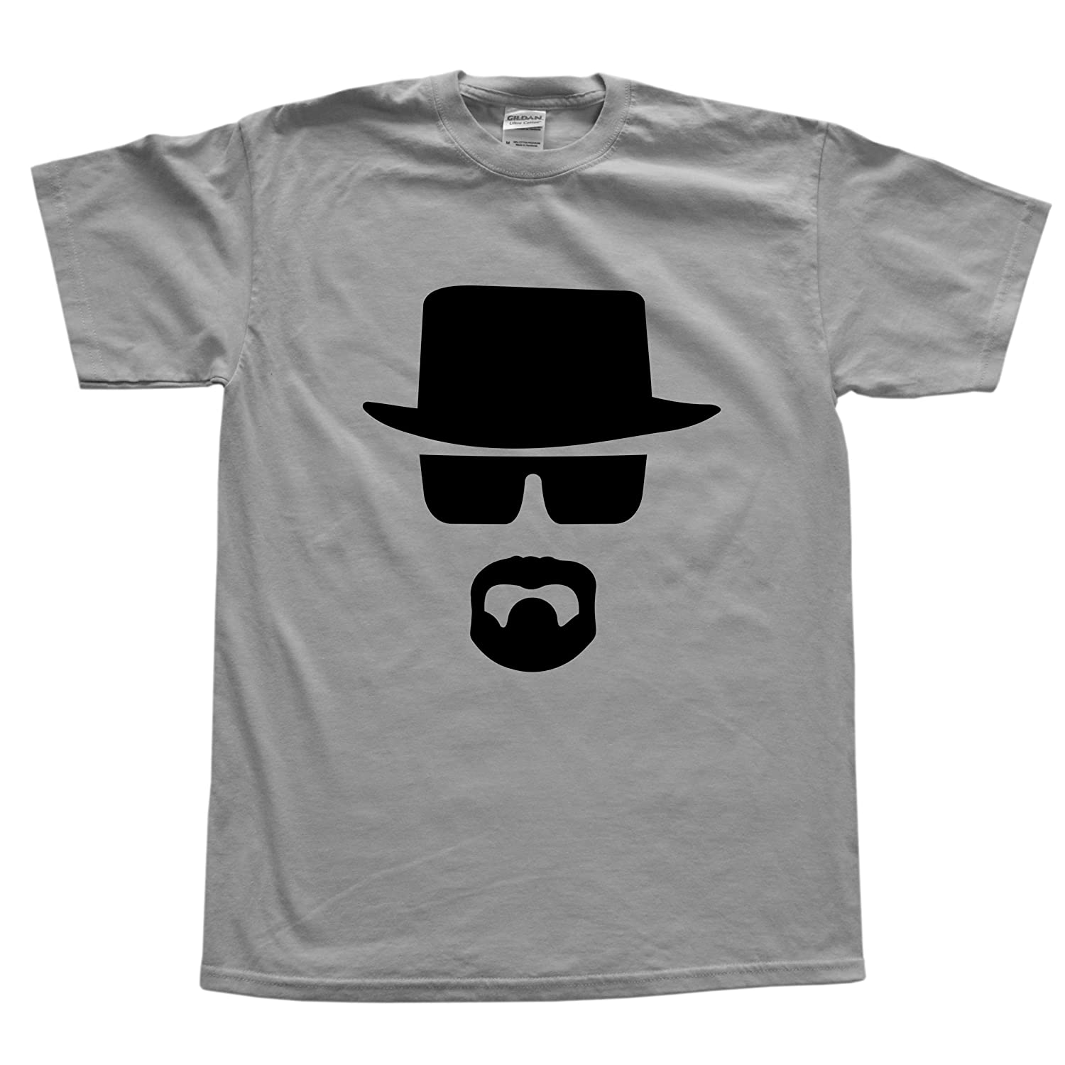 Футболка для фанатов кино Stooble Men's Bad Heisenberg T-Shirt