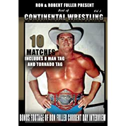 Best Of Continental Wrestling Vol 3