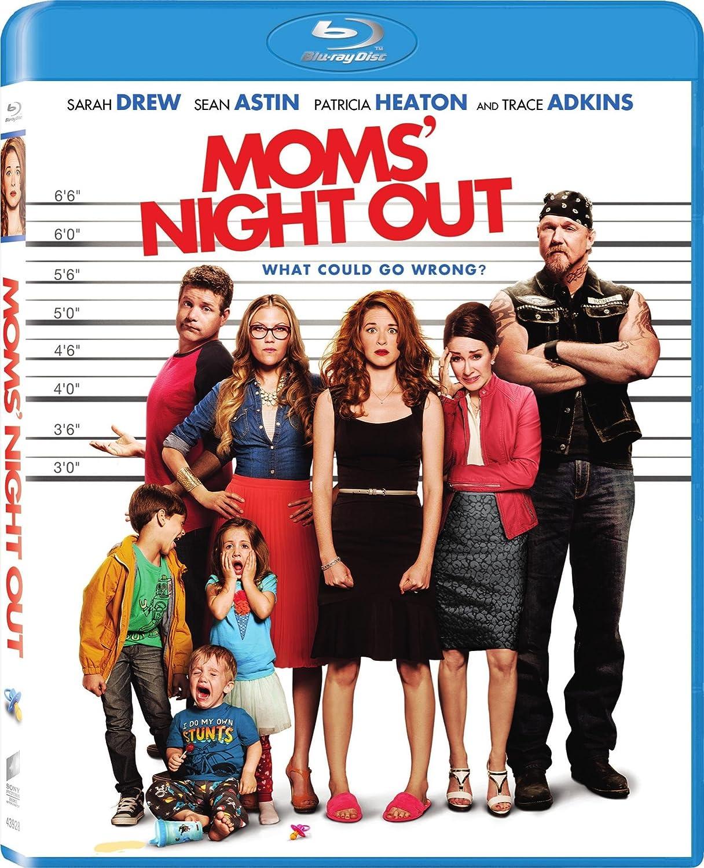 Moms' Night Out / Нощ за почивка на мама (2014)