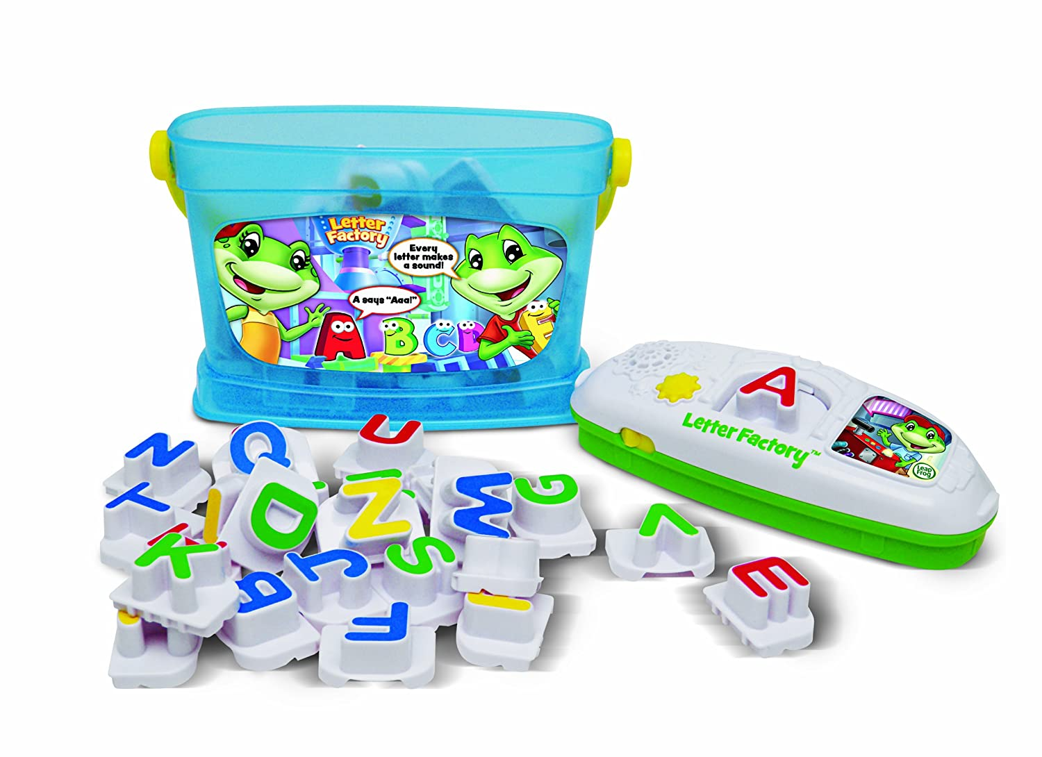Leapfrog letter factory phonics playset learning singing for Abc leapfrog letter factory