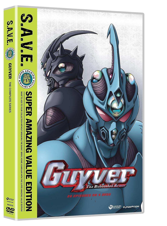 Guyver: Complete Box Set S.A.V.E.