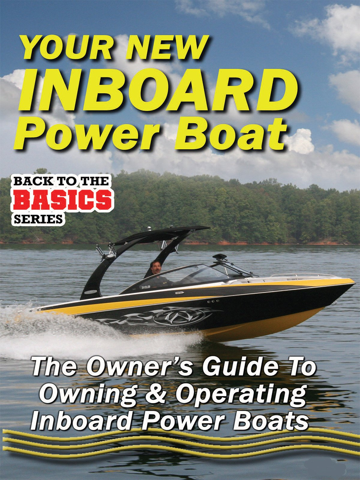 Your New Inboard Power Boat