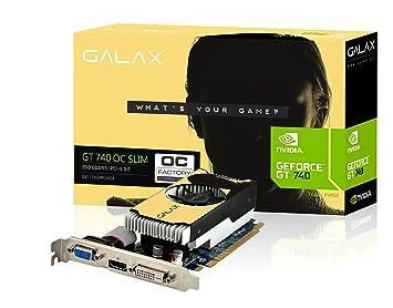 GALAX 74GPH8HX9EYZ NVIDIA Active 2500 MHz