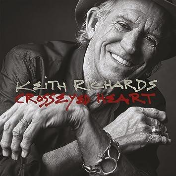 Keith Richards – Crosseyed Heart