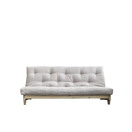 KARUP 117100747 Fresh Schlafsofa, Stoff, vision, 200 x 140 x 90 cm