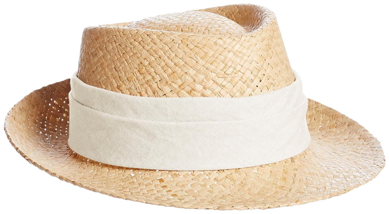Amazon.co.jp: (ナミキデザインルーム)NAMIKI design room 生地巻きラフィアマニッシュ 31-405 01 ホワイト 57.5㎝: 服&ファッション小物通販