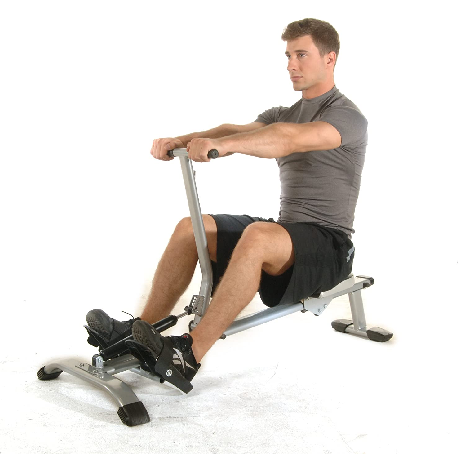small footprint exercise machine