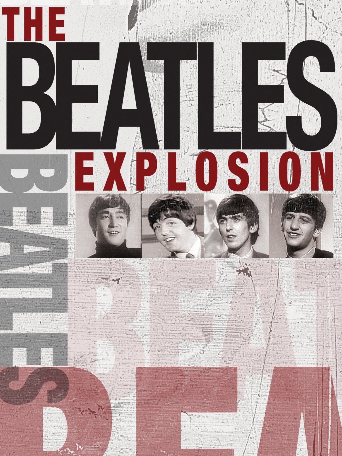 The Beatles Explosion on Amazon Prime Instant Video UK