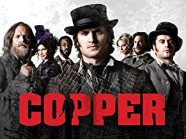 Copper, Season 2