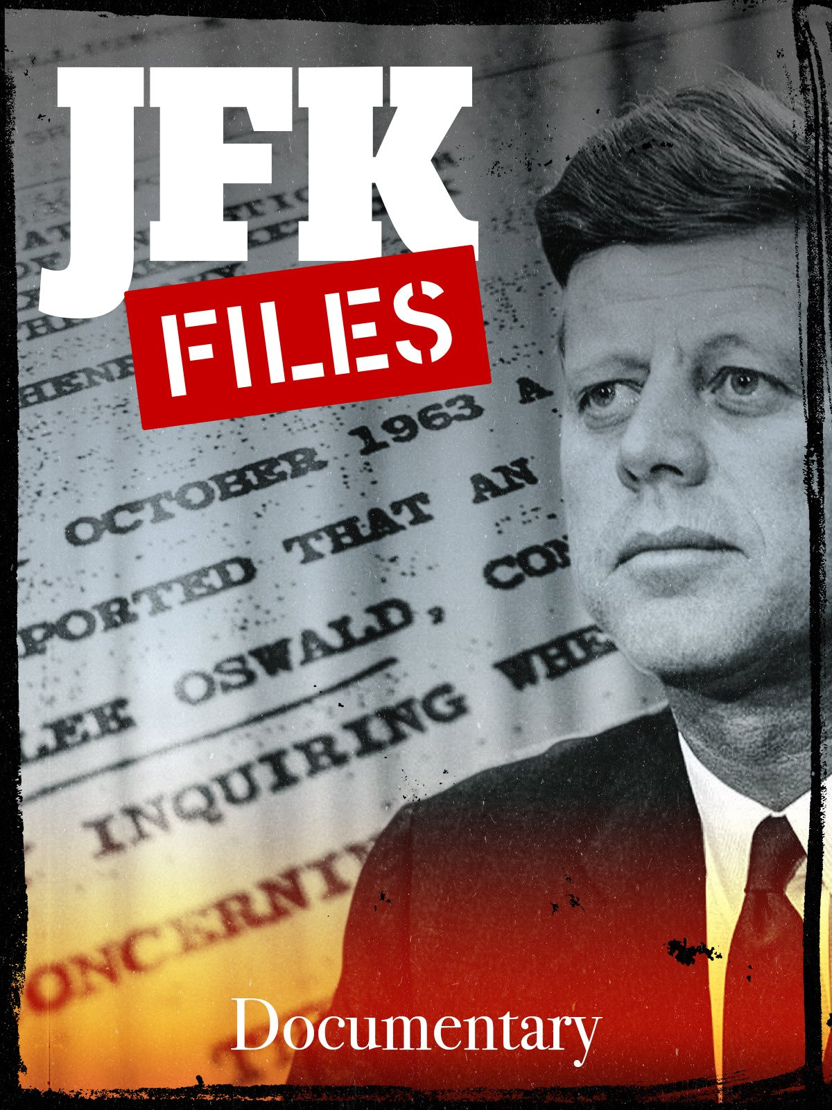 JFK Files Documentary on Amazon Prime Video UK