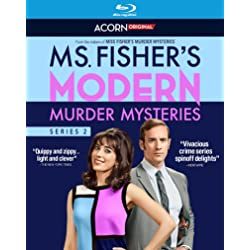 Ms. Fisher's Modern Murder Mysteries, Series 2