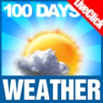 100 Days Weather Forecast for USA and...