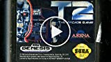 CGR Undertow - T2: THE ARCADE GAME Review for Sega...