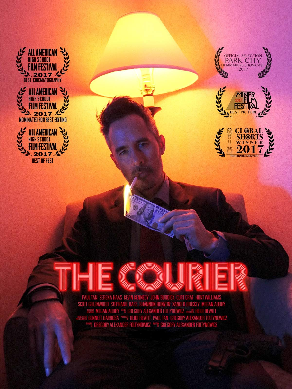 The Courier on Amazon Prime Video UK