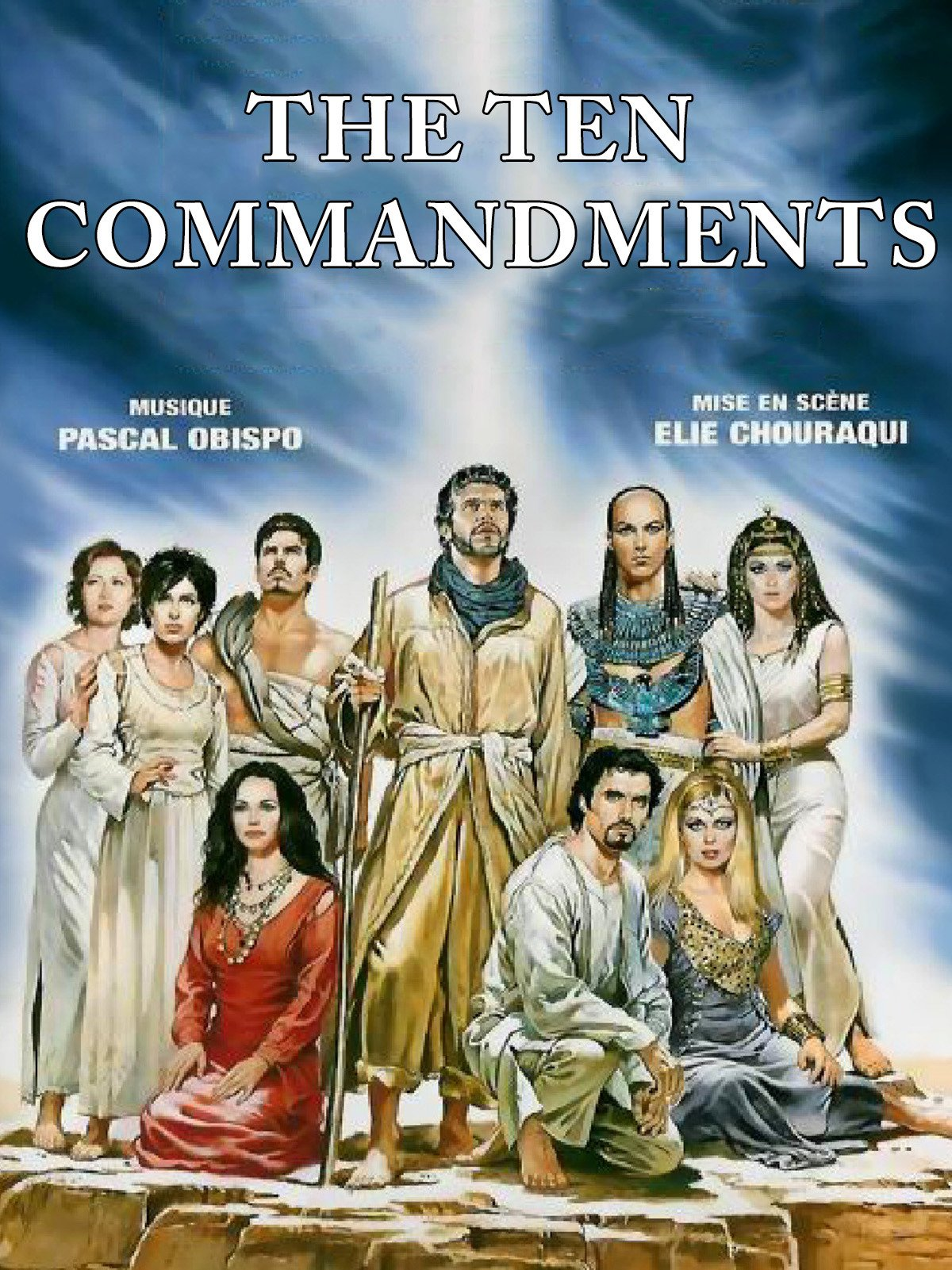 The Ten Commandments on Amazon Prime Video UK