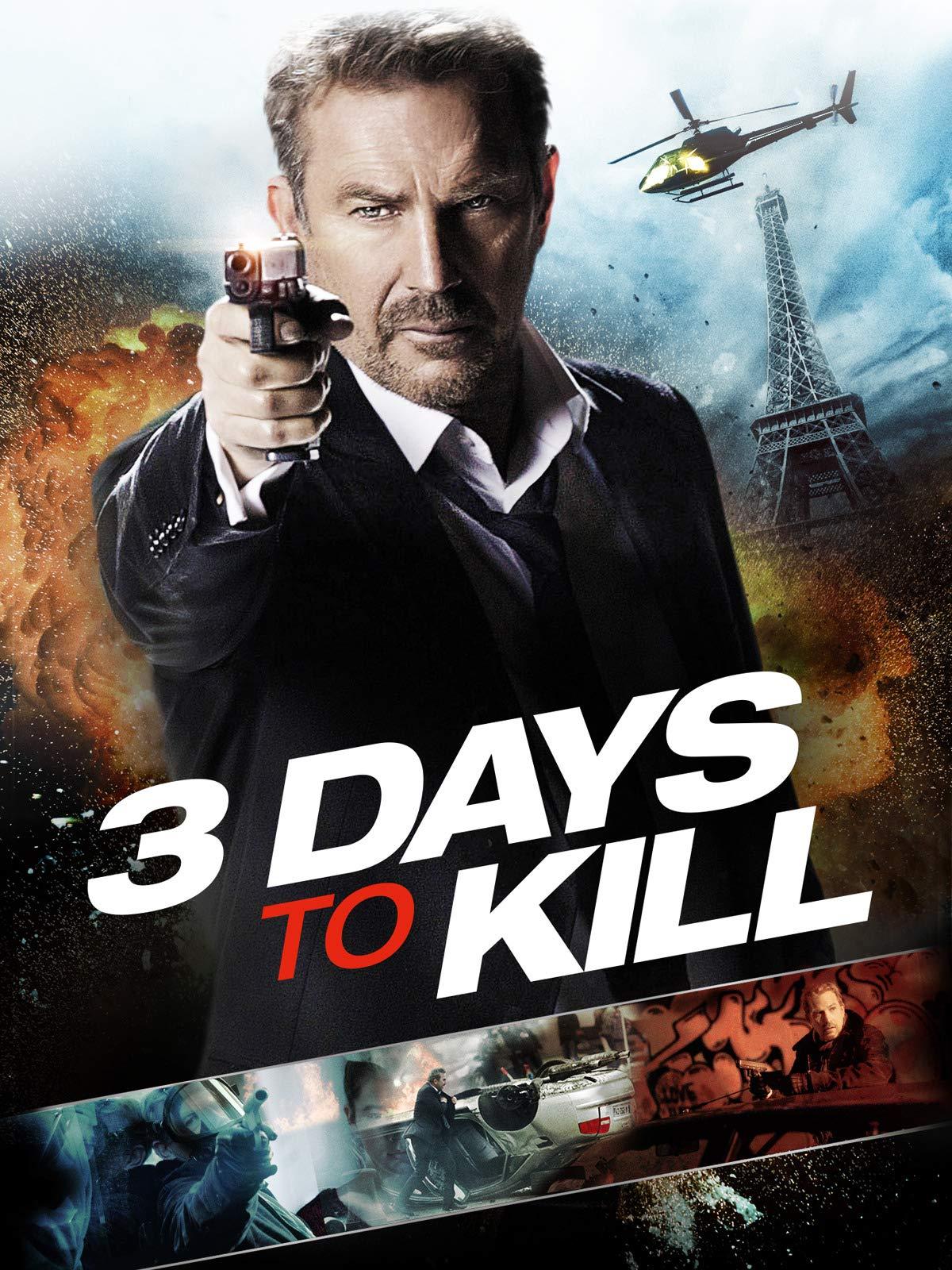 3 Days to Kill on Amazon Prime Video UK
