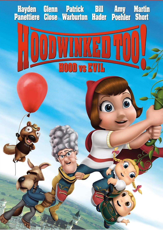 Hoodwinked 2 Cast Amazon com Hoodwinked Too