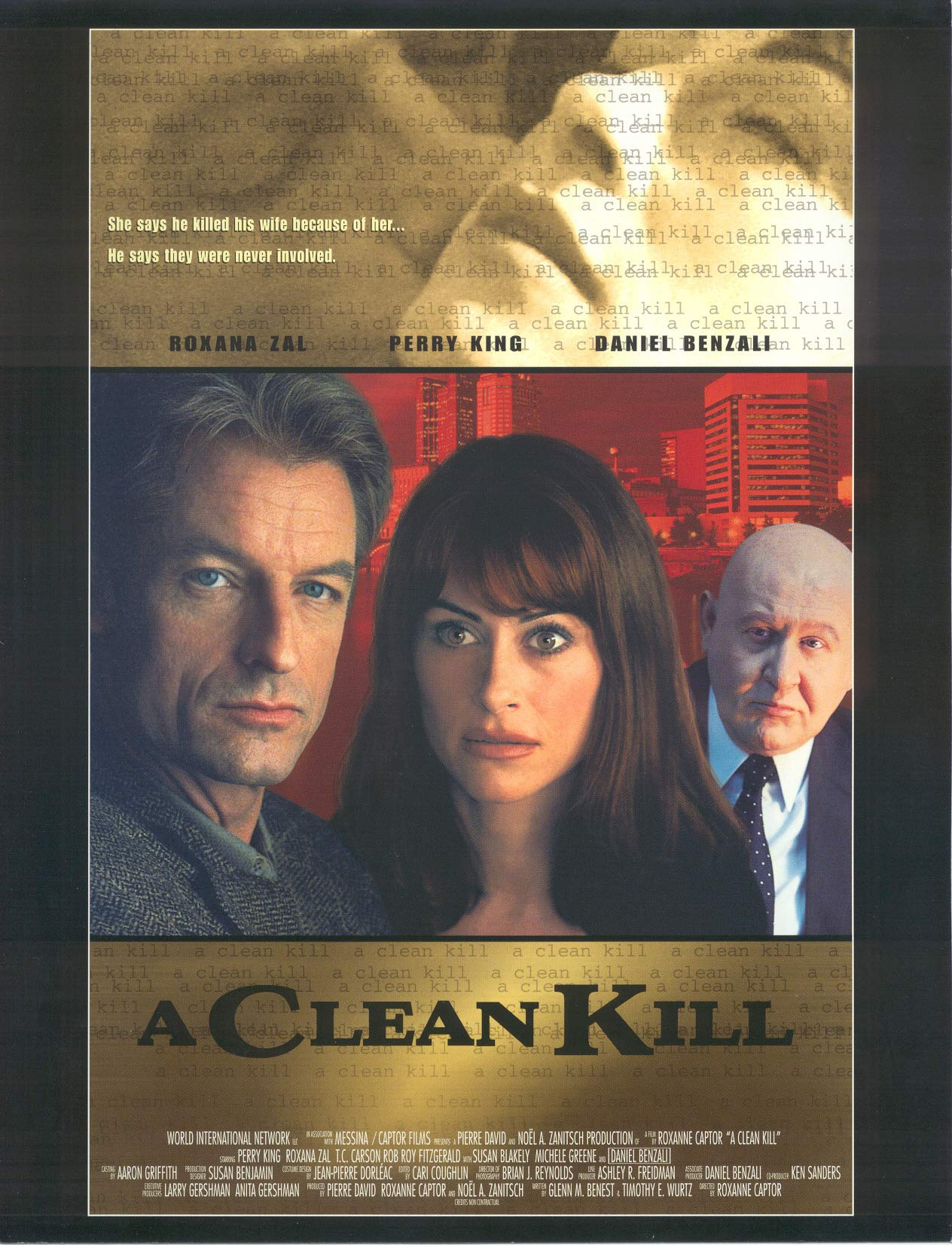 A Clean Kill on Amazon Prime Video UK
