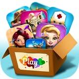 TutoPLAY Best Kids Games in One App - 40 in 1 Kids Games Pack