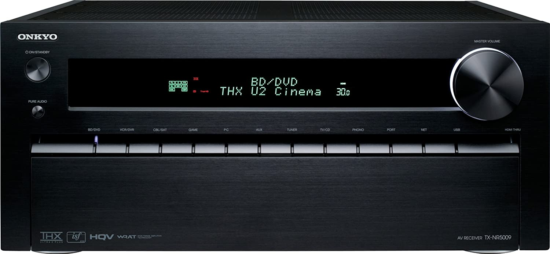 Onkyo TX-NR5009 9.2-Channel A/V Receiver