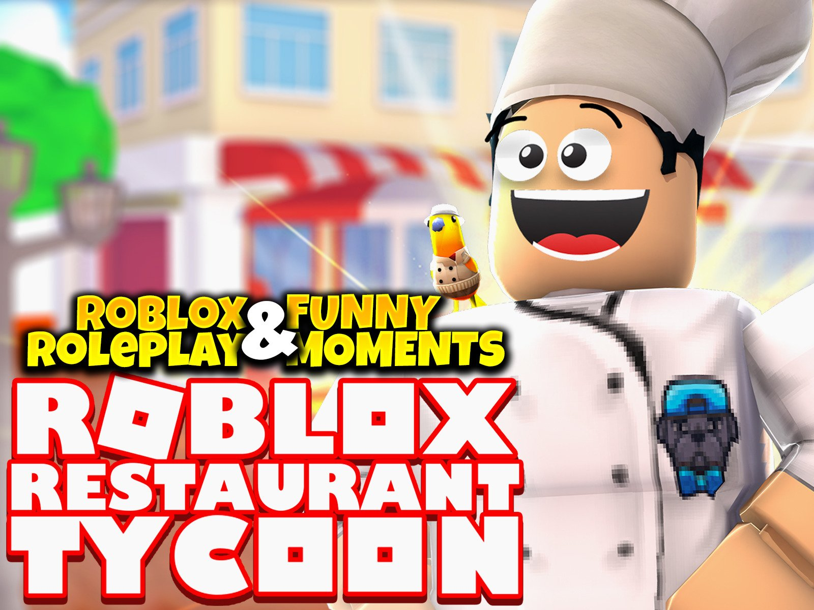 Restaurant Tycoon (Roblox Roleplay & Funny Moments) on Amazon Prime Video UK