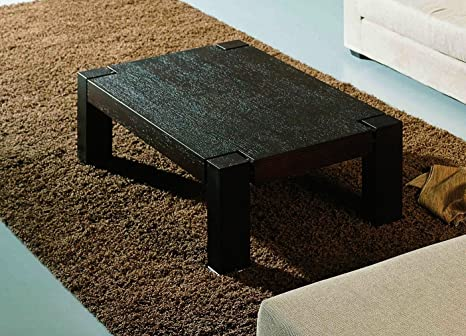 Becks Coffee Table in Wenge