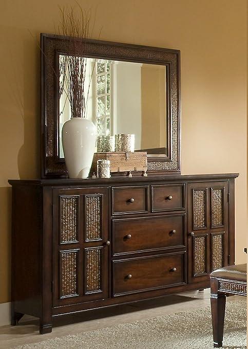 Progressive Furniture P195-24 Door Dresser Kingston IsleCollection
