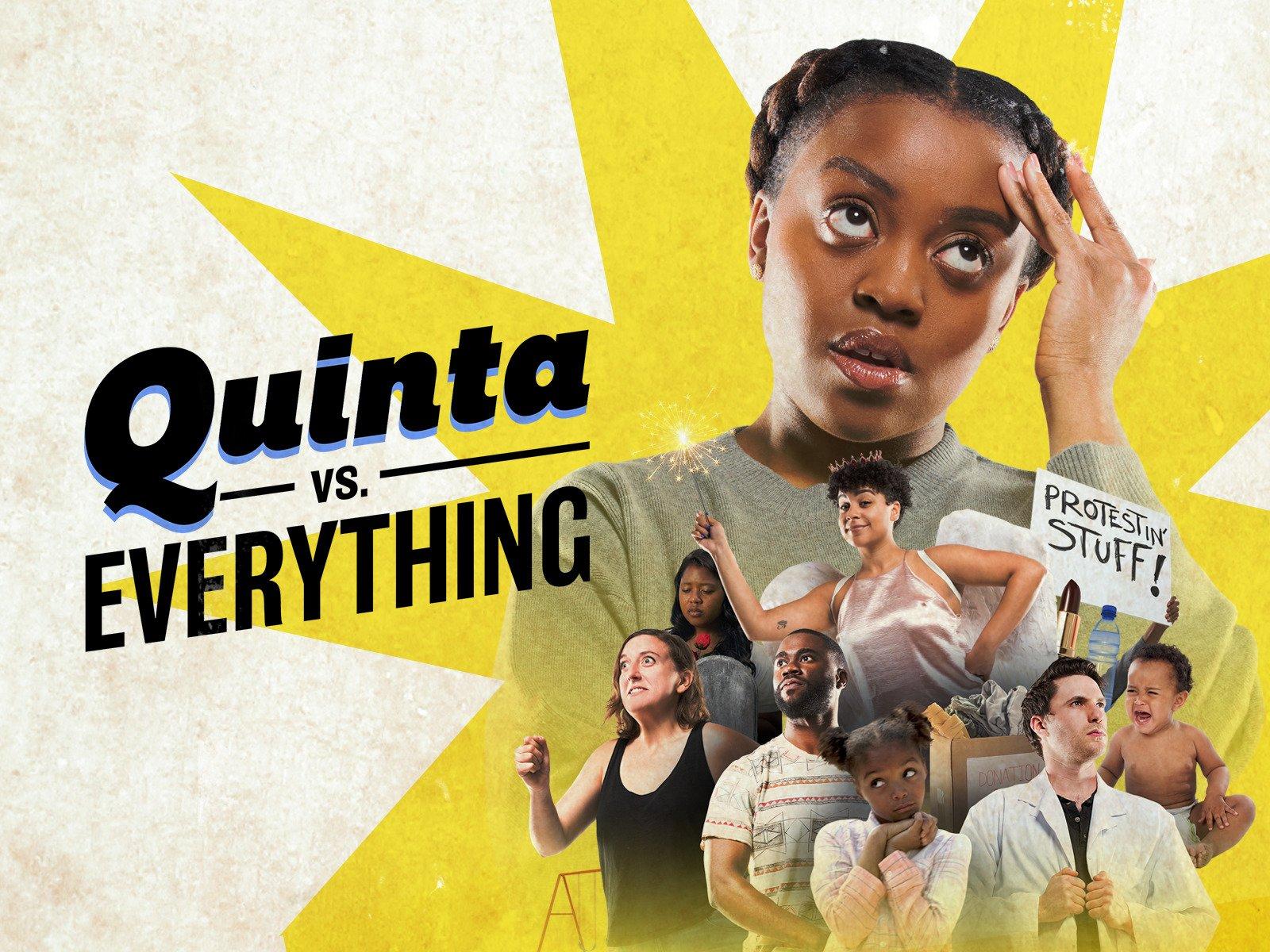Quinta Vs. Everything - Season 1