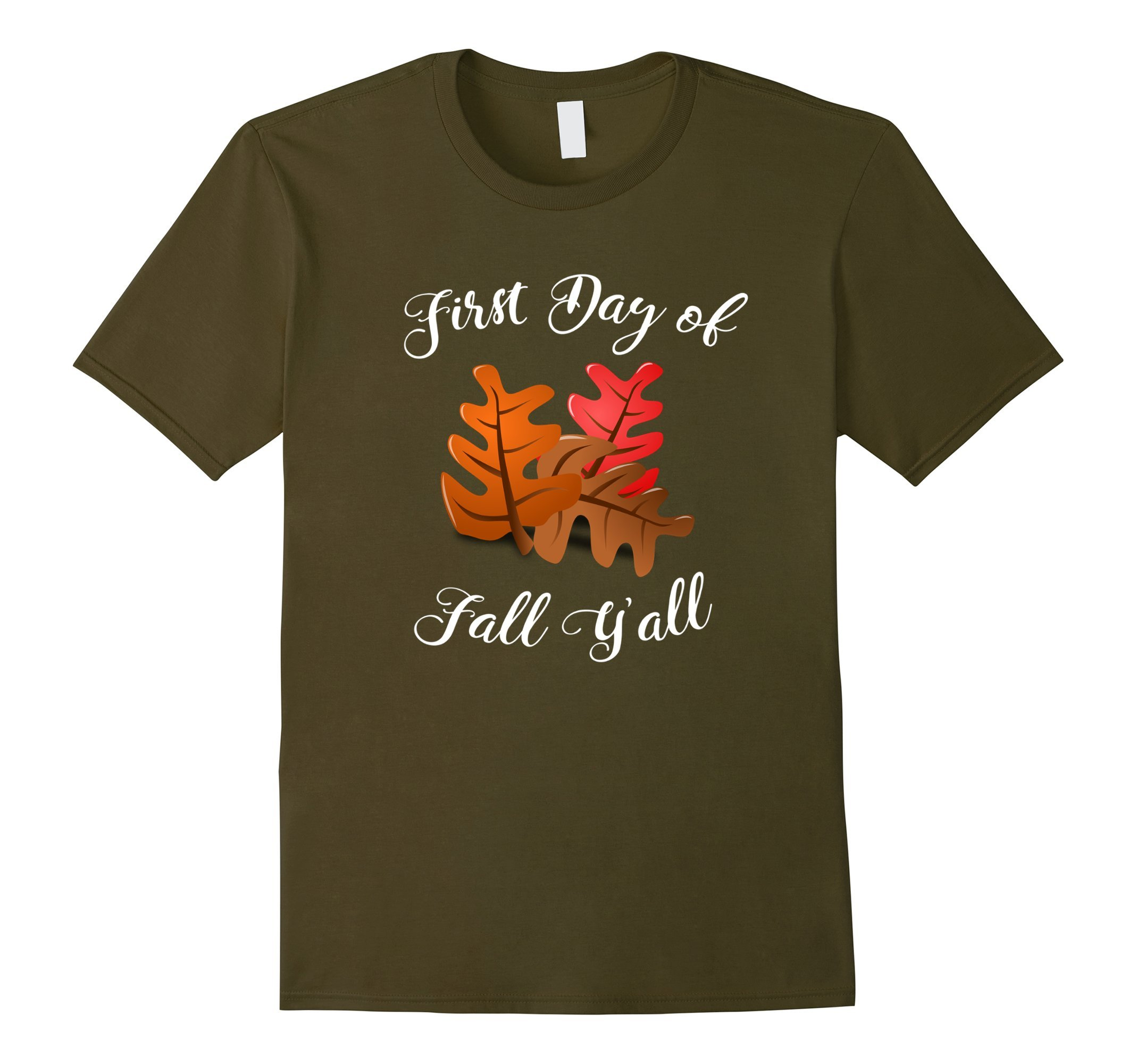 Autumn Leaves T Shirt