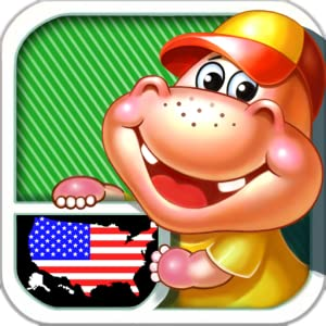 Amazing United States- Educational Games for Kids FREE by Avocado Mobile Inc