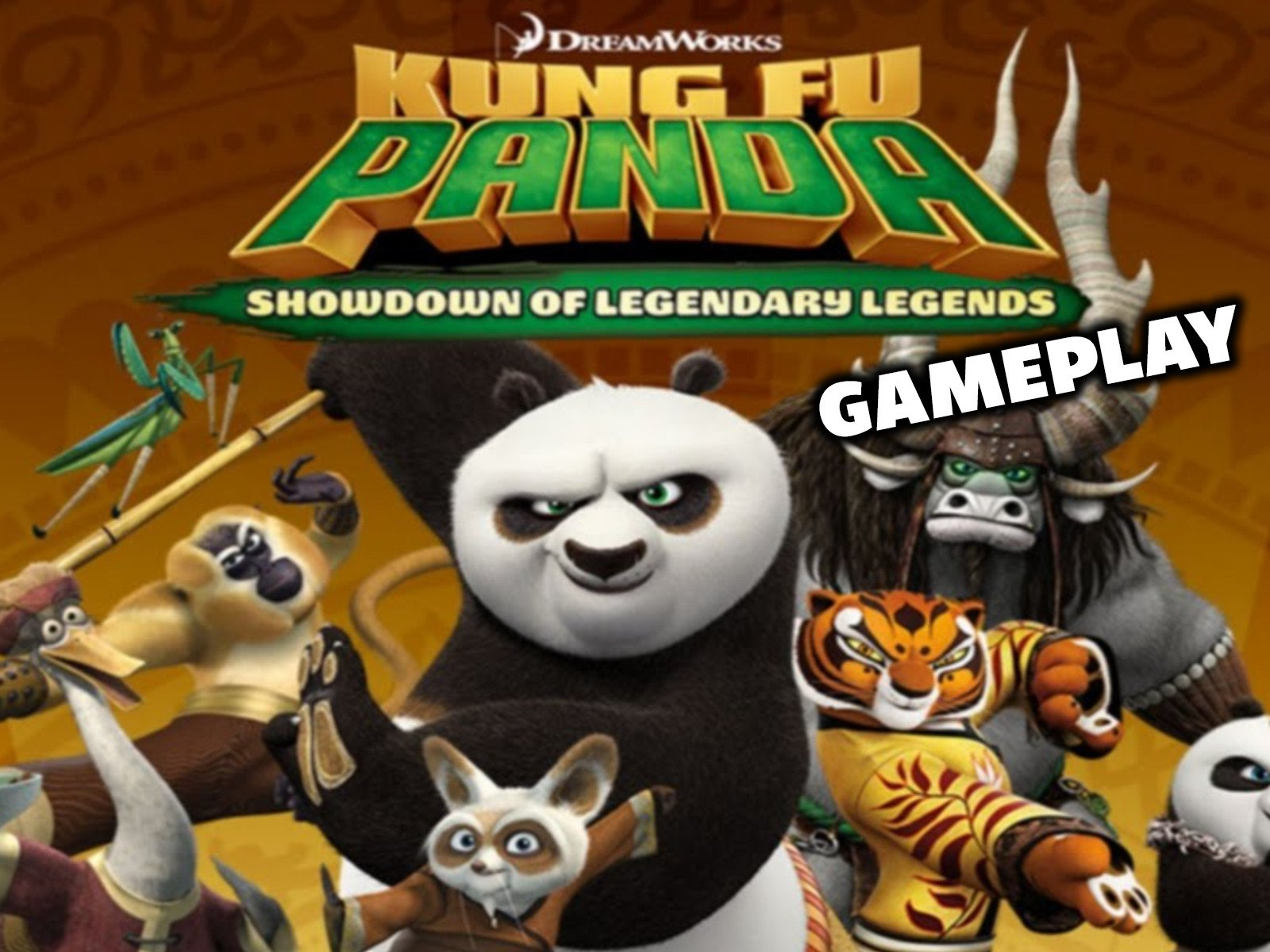 Clip: Kung Fu Panda Showdown Of Legendary Legends Gameplay - Season 1