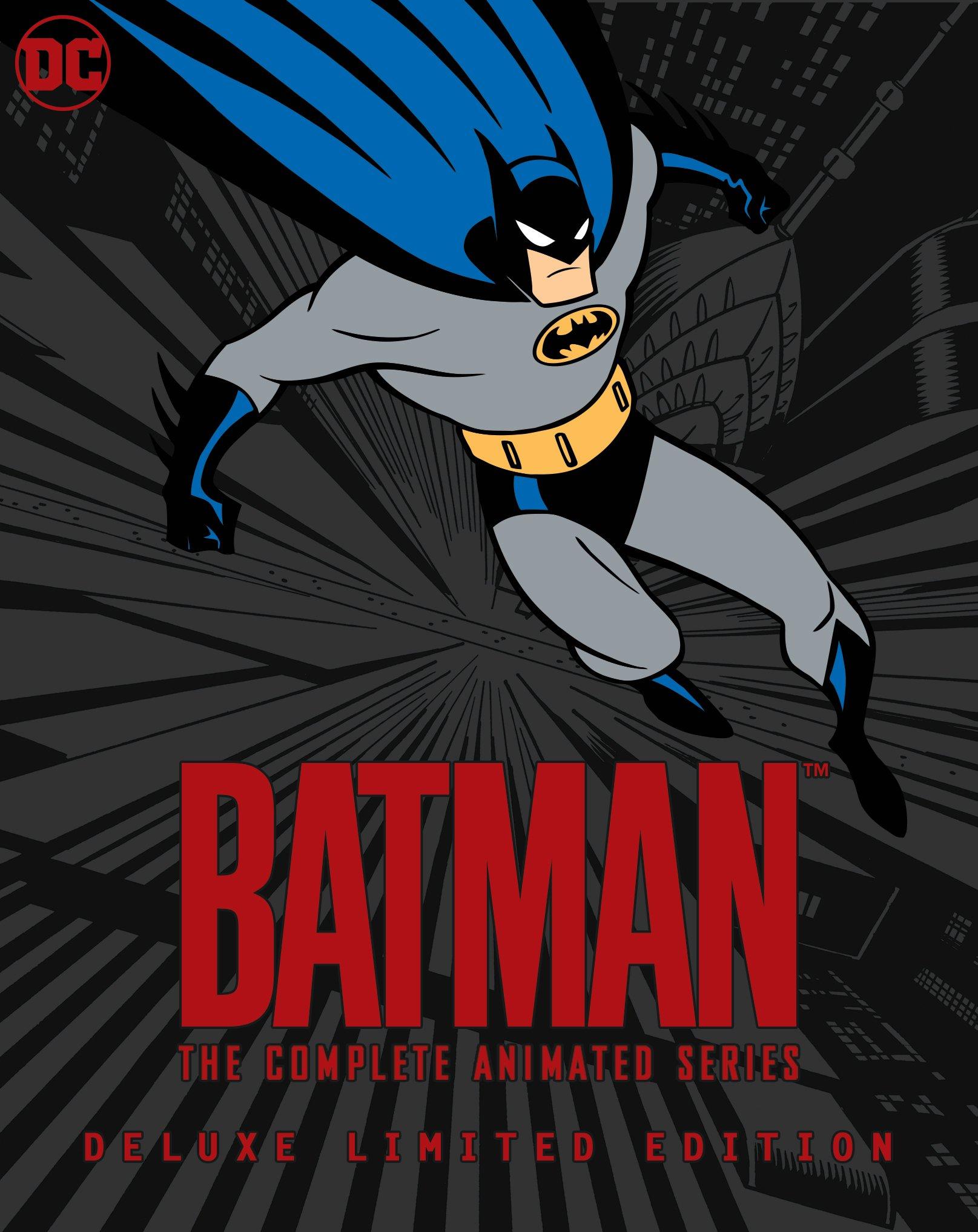 Buy Batman Animated Complete Now!