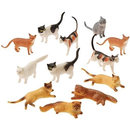 Toy US 154489 figurines de Cat Mini assorties
