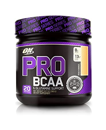 Optimum Nutrition Pro BCAA Peach Mango, 1er Pack (1 x 390 g)