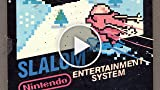 Classic Game Room - SLALOM Review For NES
