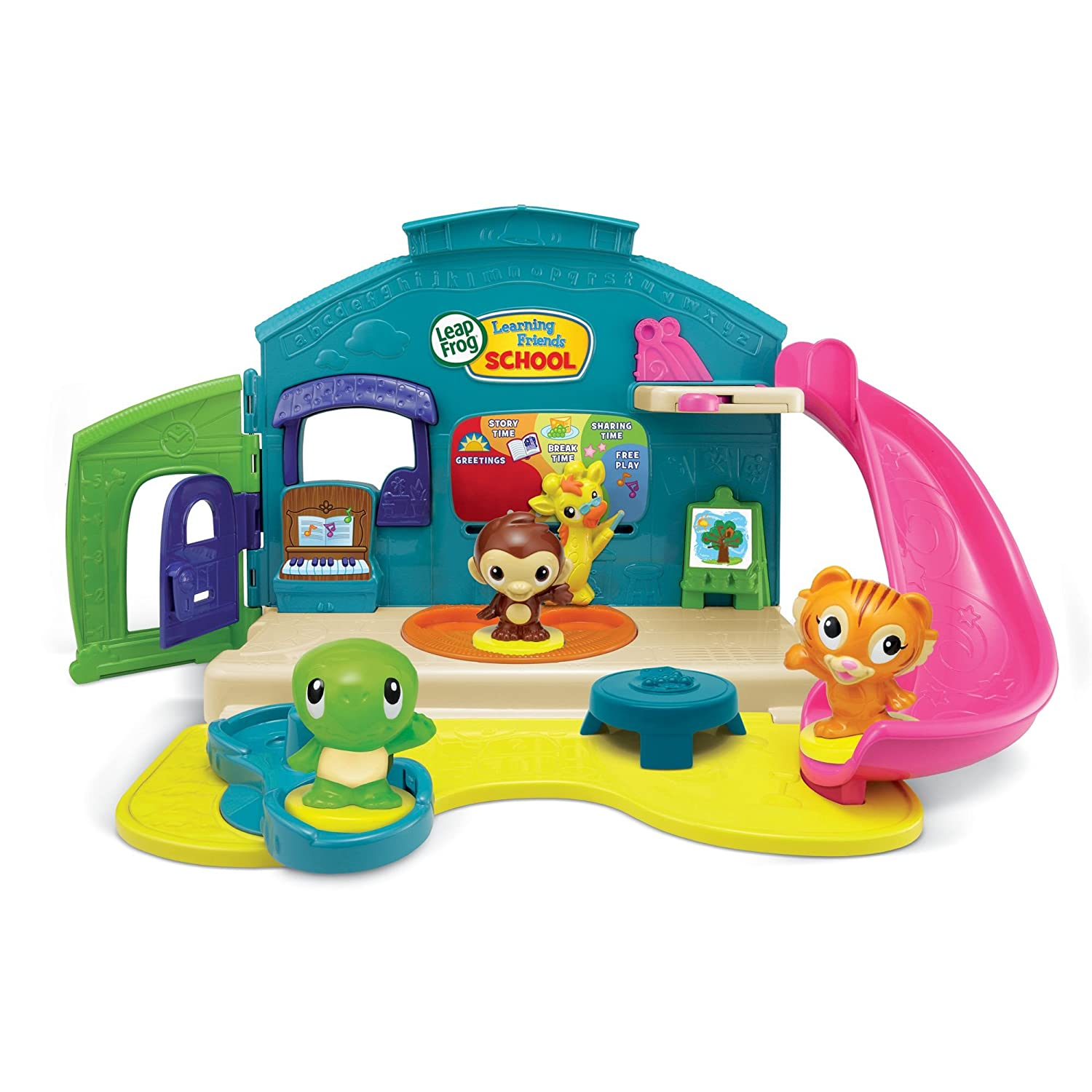 LeapFrog Learning Friends Play and Discover School Playset