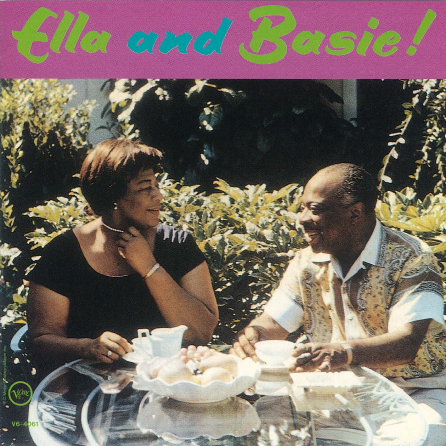 Ella And Basie! On the Sunny Side of the Street
